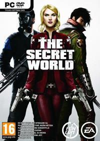 The Secret World cover art