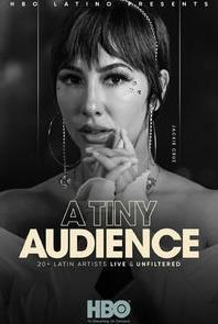 HBO Presents: A Tiny Audience Season 2 cover art