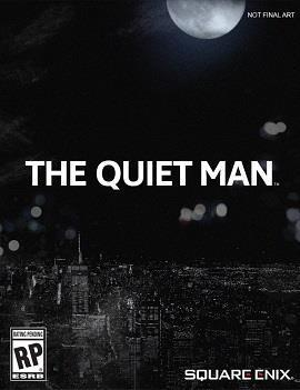 The Quiet Man cover art