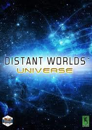 Distant Worlds: Universe cover art
