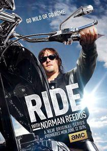 Ride with Norman Reedus Season 1 cover art