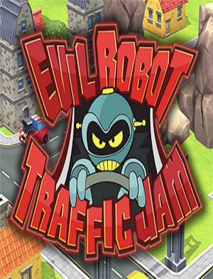 Evil Robot Traffic Jam HD cover art