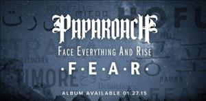 F.E.A.R. (Face Everything and Rise) cover art
