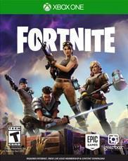 Fortnite cover art