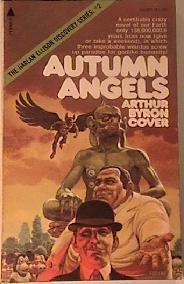 Autumn Angels: The Nebula Nominated Novel cover art