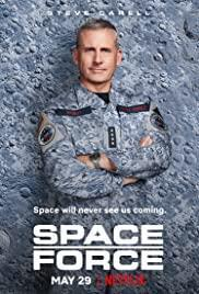 Space Force Season 1 cover art