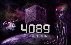 4089: Ghost Within cover art