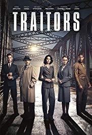 Traitors Season 1 cover art