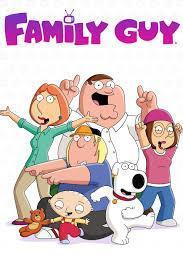 Family Guy Season 21 cover art