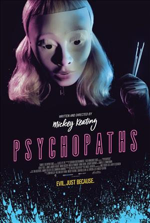 Psychopaths cover art