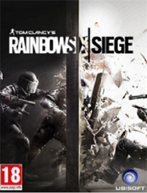 Tom Clancy's Rainbow Six: Siege cover art