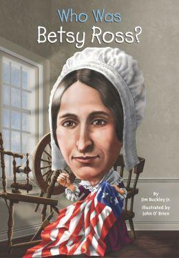 Who Was Betsy Ross? (Who Was...?) cover art