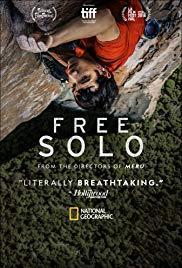 Free Solo cover art