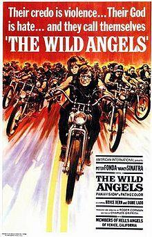 The Wild Angels cover art