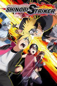 Naruto to Boruto: Shinobi Striker cover art