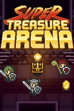 Super Treasure Arena cover art
