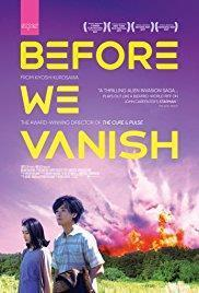 Before We Vanish cover art