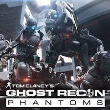 Tom Clancy's Ghost Recon Phantoms cover art