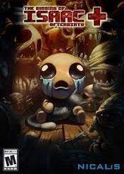 The Binding of Isaac: Afterbirth+ cover art