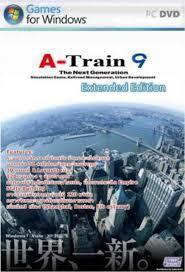 A-Train 9 cover art