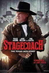 Stagecoach: The Texas Jack Story cover art