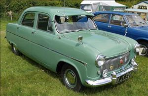 FORD Consul Mk I cover art