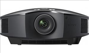 Sony VPL HW40ES/B SXRD projector cover art