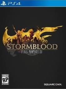 Final Fantasy XIV: Stormblood cover art
