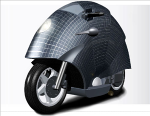 Dejmark Bist Scooter Solar Powered cover art