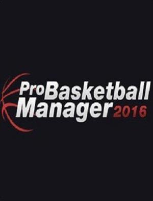 Pro Basketball Manager 2016 cover art