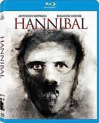 Hannibal (2001) cover art