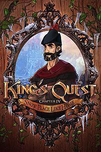 King's Quest - Chapter 4: Snow Place Like Home cover art