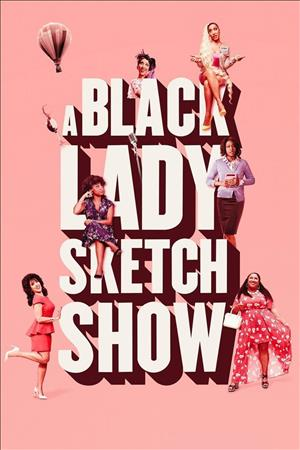 A Black Lady Sketch Show Season 2 cover art