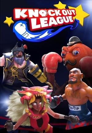 Knockout League cover art