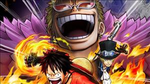 One Piece: Pirate Warriors 3 cover art