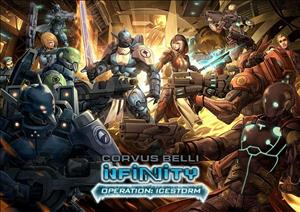 Infinity Operation: Icestorm cover art