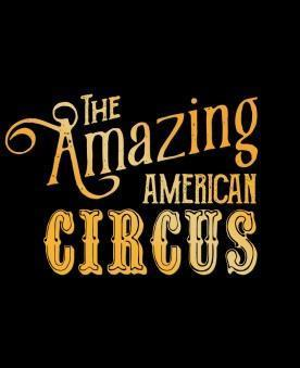 The Amazing American Circus cover art