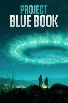 Project Blue Book Season 1 cover art