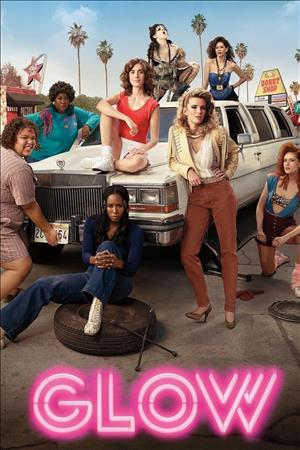 GLOW Season 3 cover art