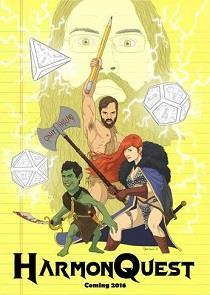 HarmonQuest Season 1 cover art