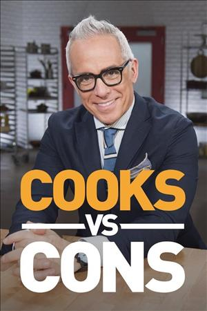 Cooks vs. Cons Season 5 cover art