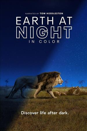 Earth at Night In Color Season 2 cover art