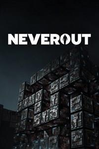 Neverout cover art
