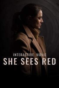 She Sees Red Interactive Movie cover art