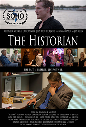 The Historian cover art