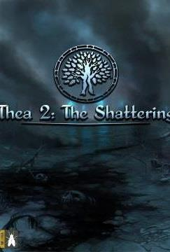 Thea 2: The Shattering cover art