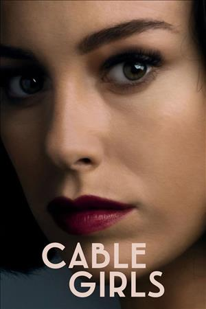 Cable Girls Season 5 cover art