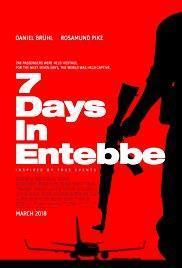 7 Days in Entebbe cover art