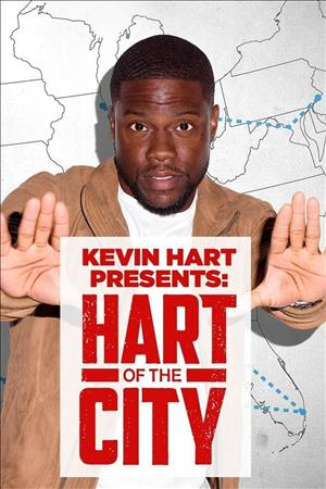 Kevin Hart Presents: Hart of the City Season 3 cover art