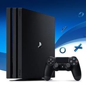 PlayStation 4 Pro cover art